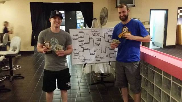 2nd Place Sterling Lanes 2016 Summer