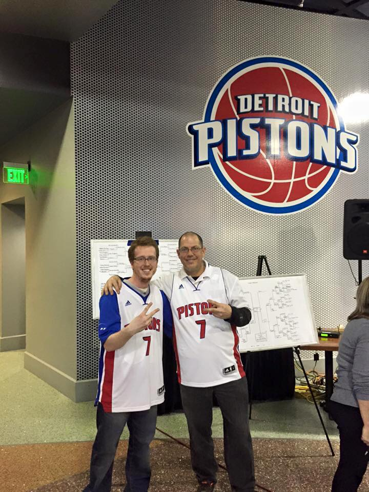 2nd Place Pistons 2016