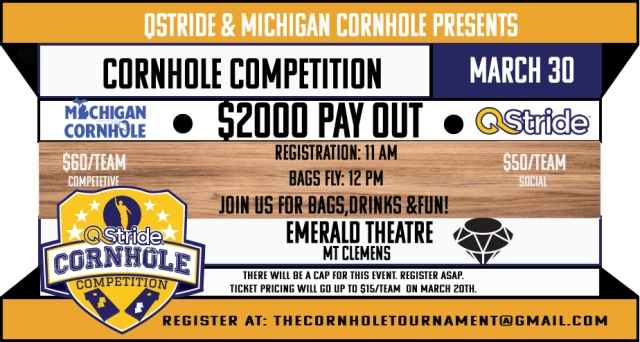 Michigan Cornhole | Calling all Michigan Cornhole Players